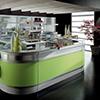 Banco bar Linear