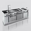 Forniture ed attrezzature per la ristorazione. Cucine professionali