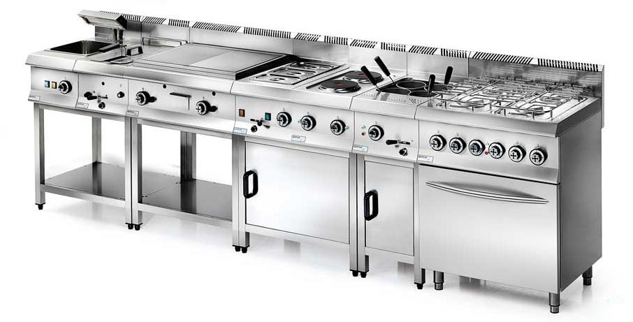 Cucine per ristoranti usate idee per la casa for Cucine modulari