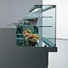 vetrina snack per pasticcerie bar e gelaterie vetrina modello k10