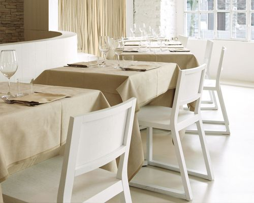 Sedia ristorante modello Feel