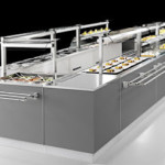 vetrina multifood modello sfx
