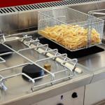 friggitrice per ristoranti