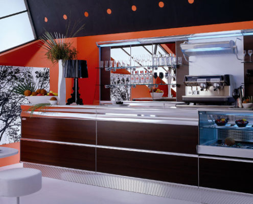 Banco bar Smart