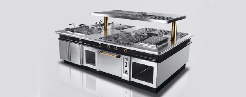 Attrezzature e cucine per ristoranti  cucina System 900 1e50beb4a63