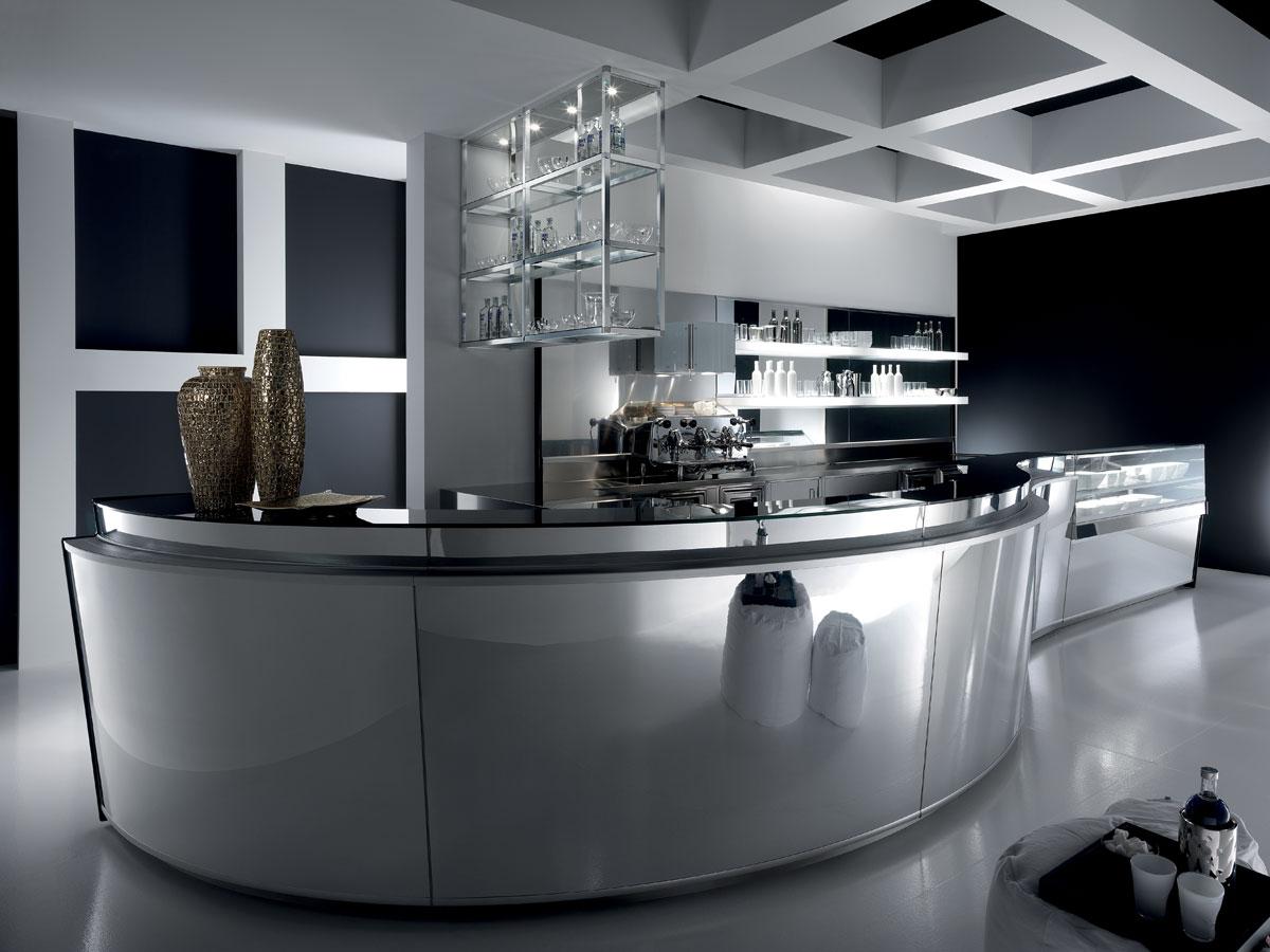 Idee bancone bar tf31 regardsdefemmes for Arredamento wine bar