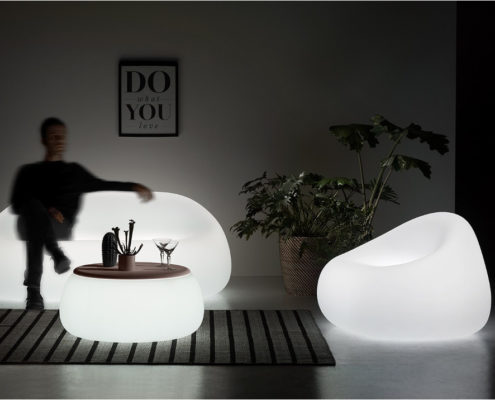 Divanetto Gumball Armchair