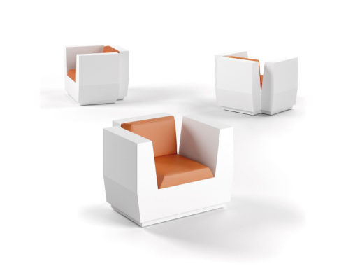 Poltrona Big Cut Armchair