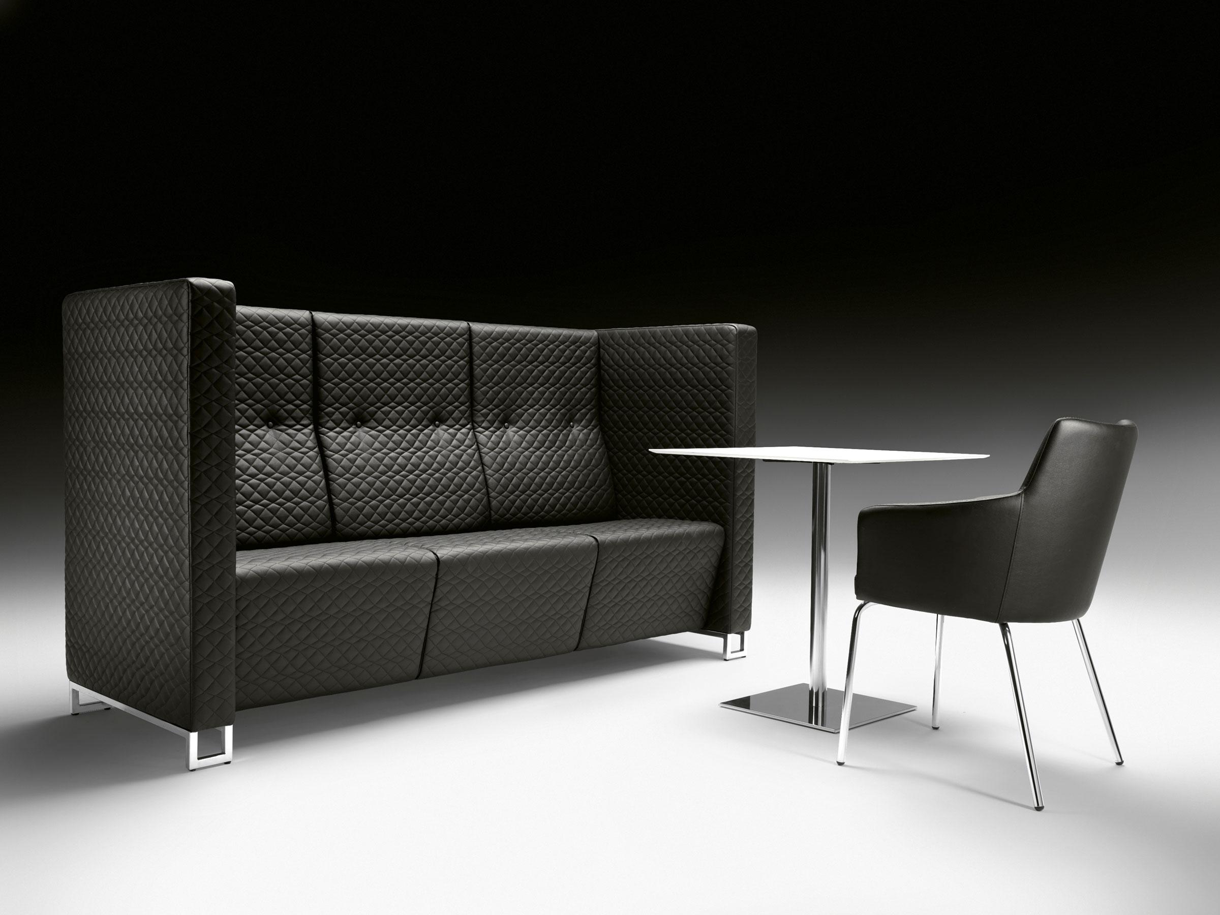 Panca modulare modus per un arredo funzionale ed elegante degart - Un divano per dodici ...