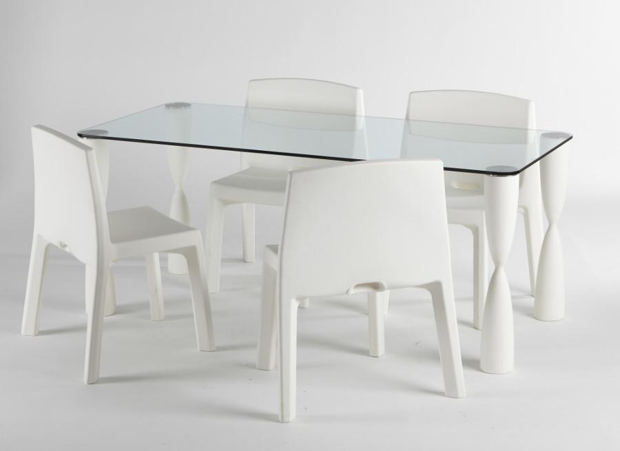 Sedia bar, ristorante Q4