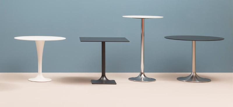 Tavolo bar modello dream per l 39 arredo bar o l 39 arredo - Sillas transparentes comedor ...