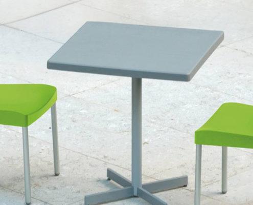Tavolo bar Plastic-x