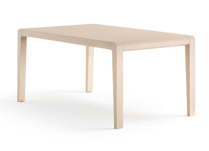 Tavolo modello exteso ideale per l 39 arredo ristorante degart for Tavolo rovere sbiancato