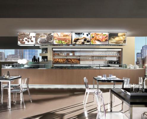 Banco bar Multifood
