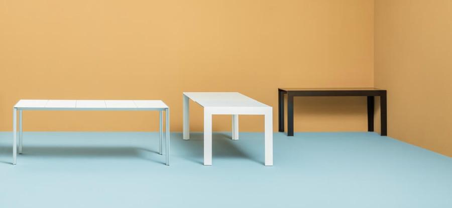Tavolo moderno arredo ristorante modello Matrix