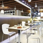 Tavolo snack per bar Plano