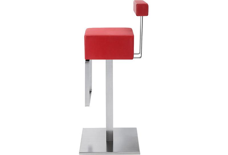 Sgabello bar hx dal design solido e dai materiali di prima qualità