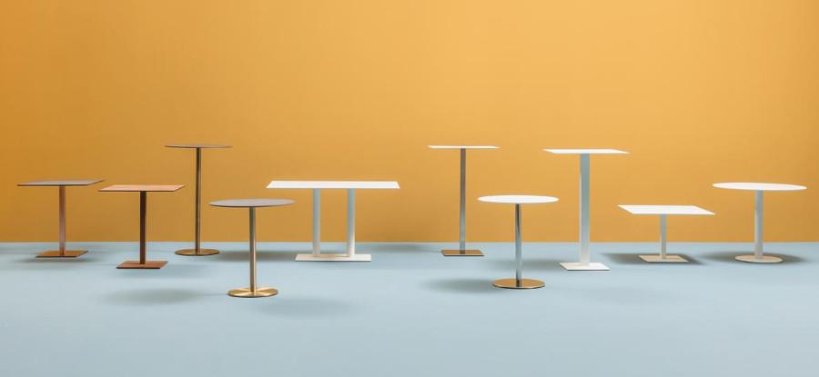 Tavolo Inox arredo moderno