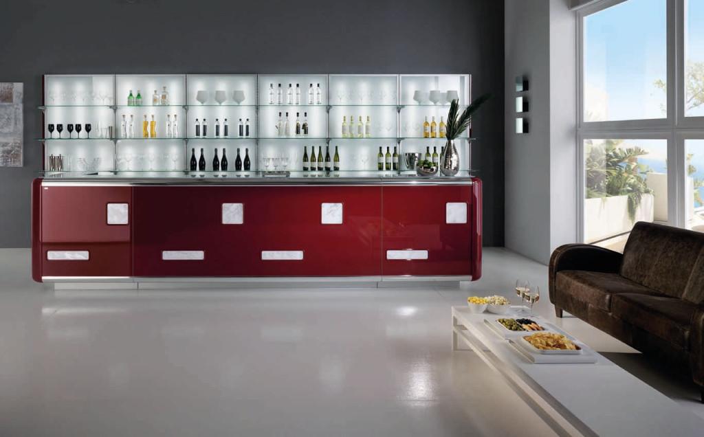 Bancone bar napoli