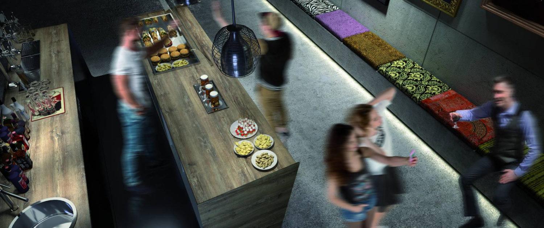 fornitura e vendita banchi bar