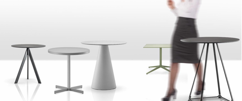 tavoli bar per interni esterni