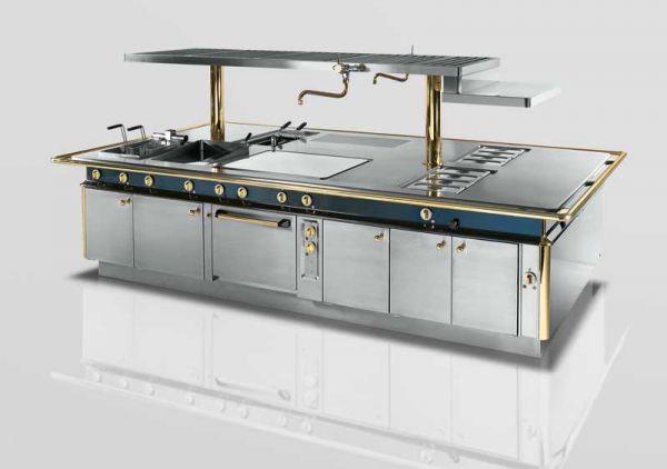 Attrezzature e cucine per ristoranti degart - Cucine professionali per ristoranti ...
