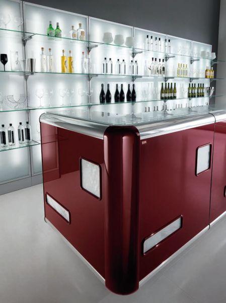 Banco bar slik dal design moderno e innovativo pensato for Banco bar moderno